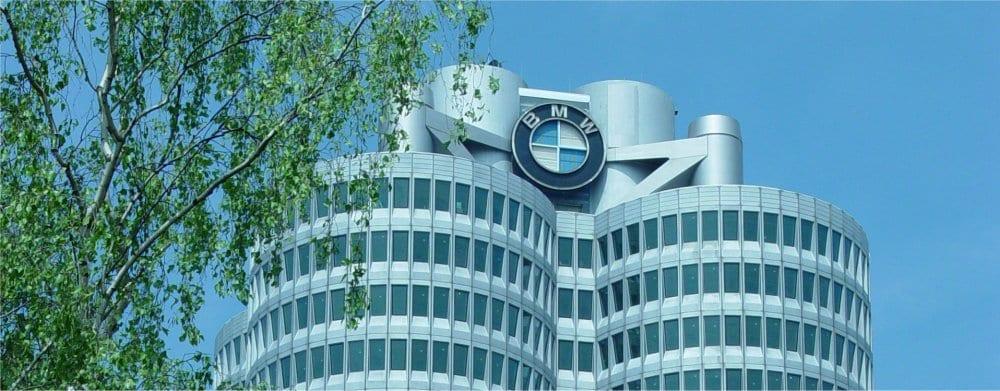 Munich: BMW Building