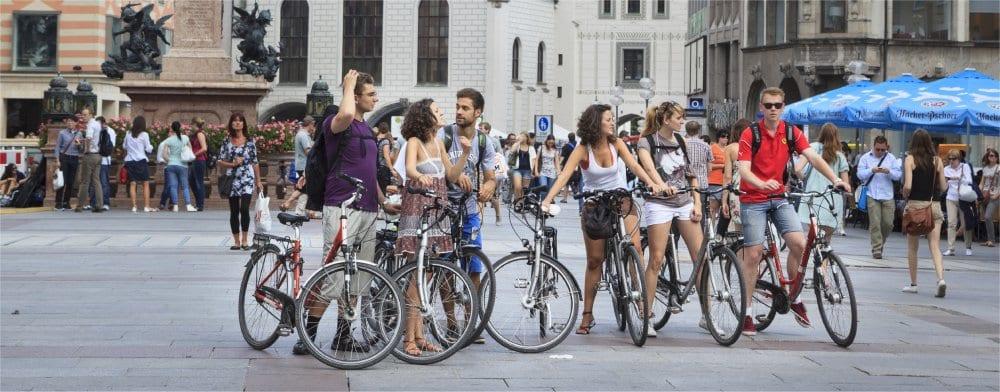 Munich: Bike Tour