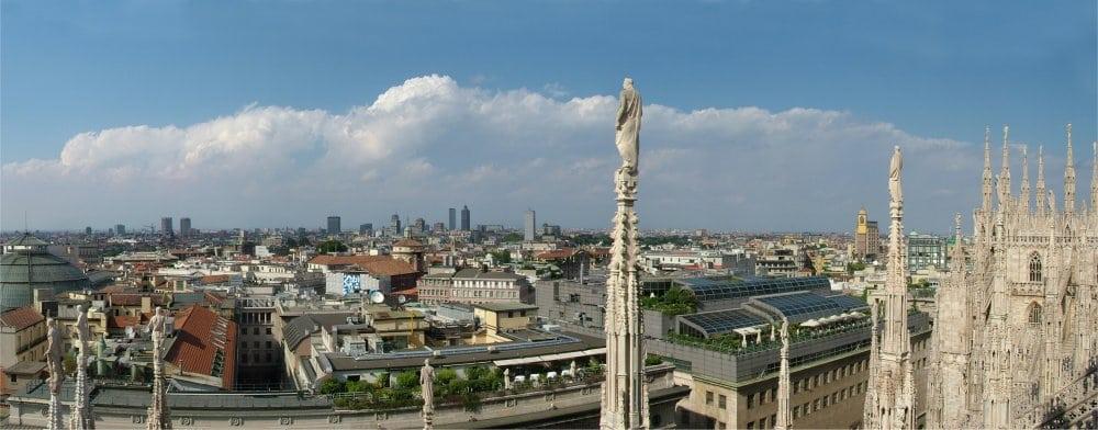 Milan: City scape