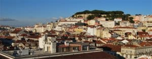 Lisbon: City on the hills
