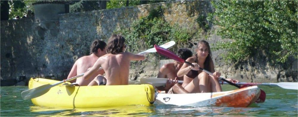 Lindau: Kayaking