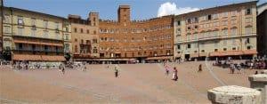 Siena: Piazza