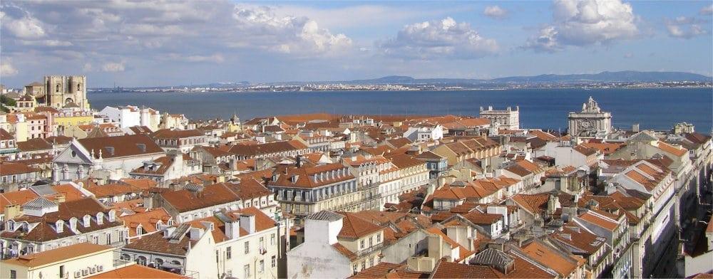 Lisbon: Rooftops