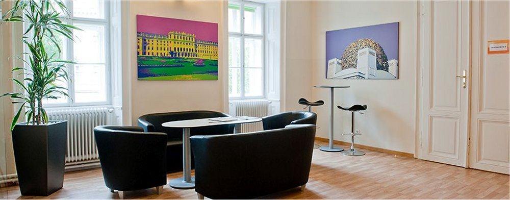 Vienna: Student area in school