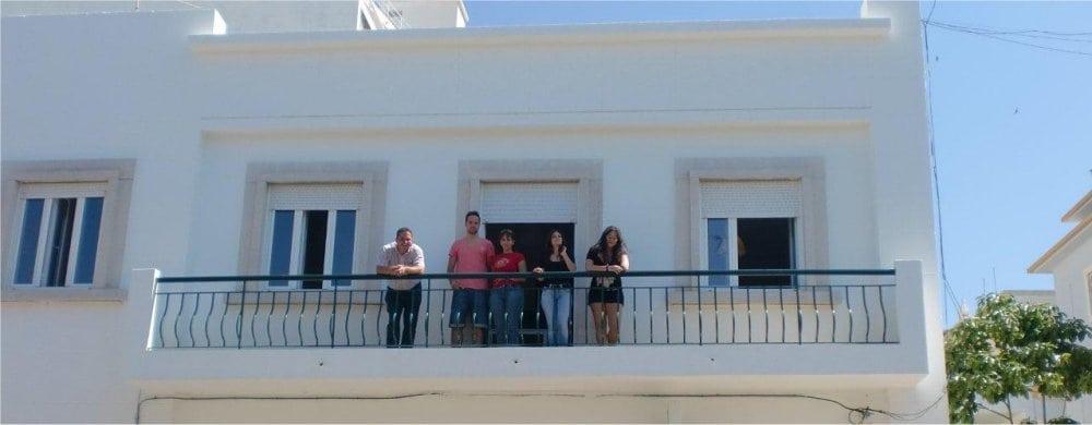 Faro: School Balcony