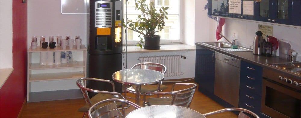 Munich: School kitchen