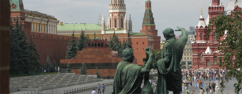 Moscow: Statues