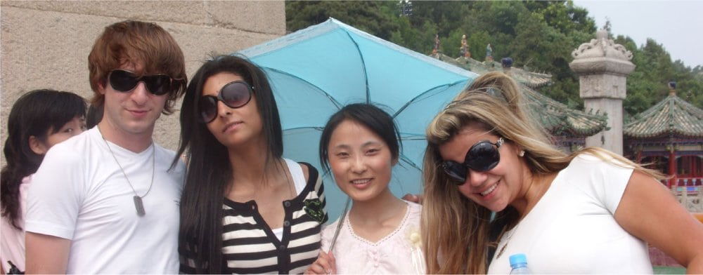 Beijing: Student excursion