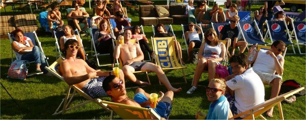 Lindau: Summer sitting