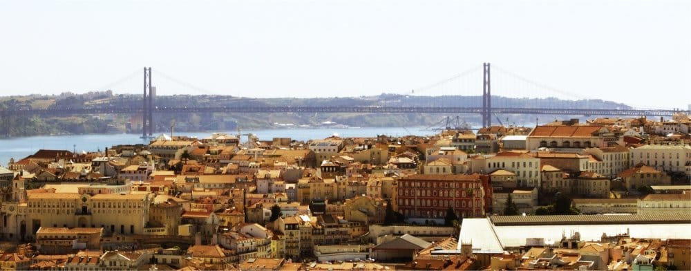 Lisbon: The Bridge