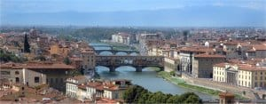 Florence: City view