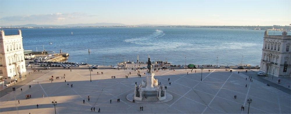 Lisbon: Seafront