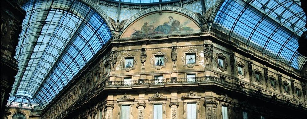 Milan: Vittorio Emanuele II arcade