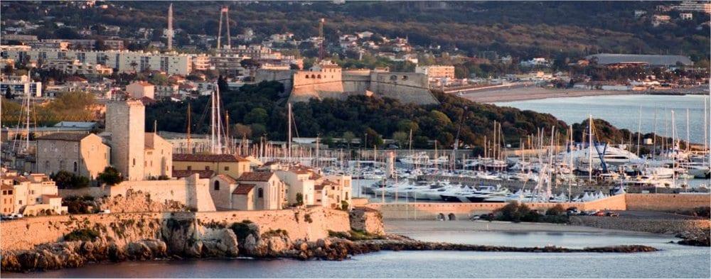Antibes: View