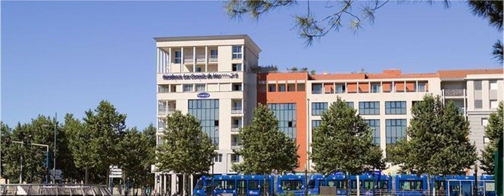 Montpellier: Hotel