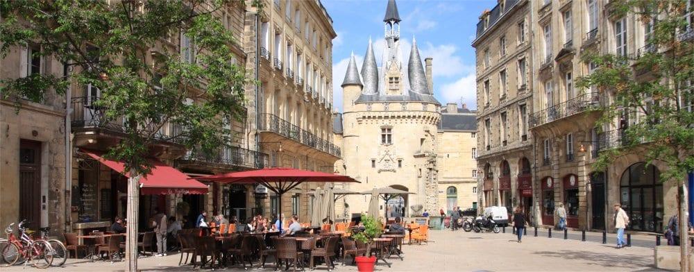 Bordeaux: City centre