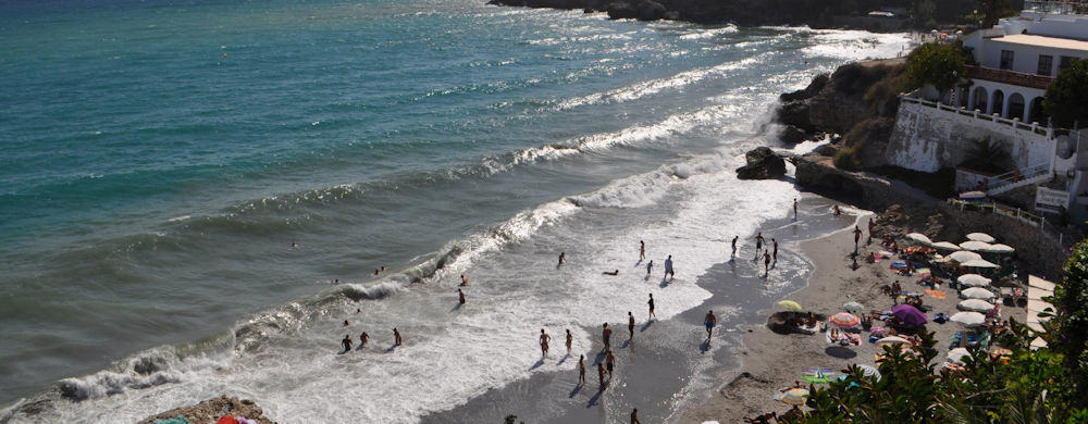 Benalmadena: Beach