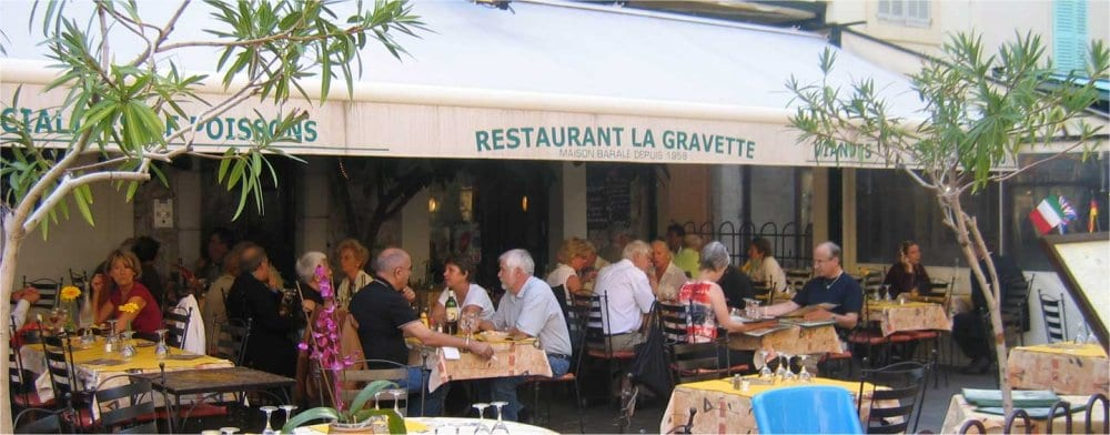 Antibes: Dining Out