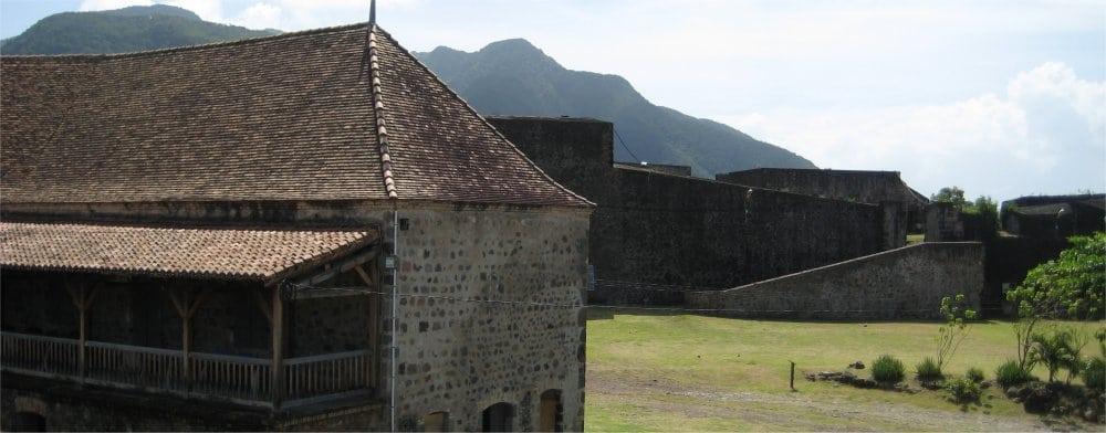 Guadeloupe: Excursion Fort Delgres 2