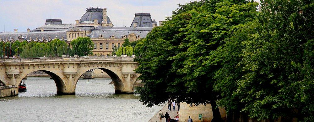 Paris 9th: Bridge