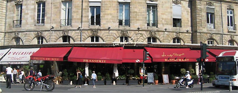 Bordeaux: Restaurant
