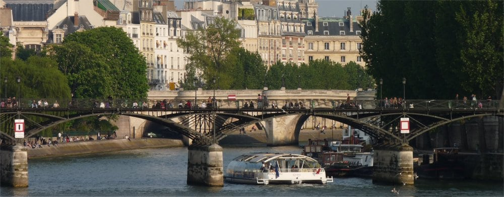 Paris: The Seine