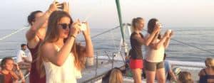 Malaga Sailing trip