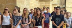 Malaga School trip