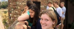 Malaga School excursion