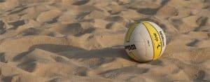 Nice Teen: Football on the sand