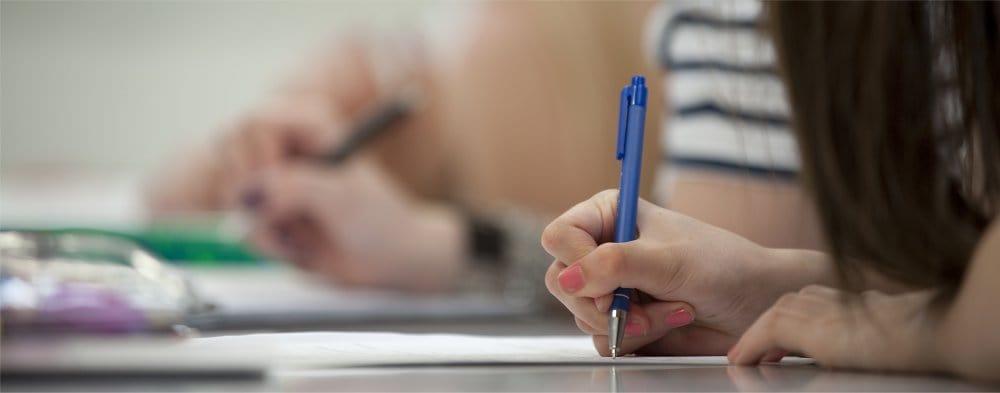 Nice Teen: In class