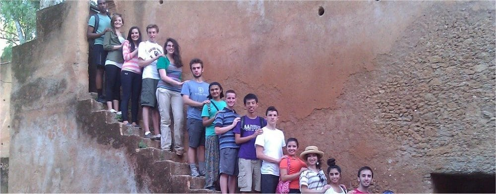 Rabat: Students on an excursion