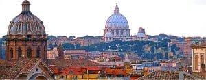 Rome: City scape