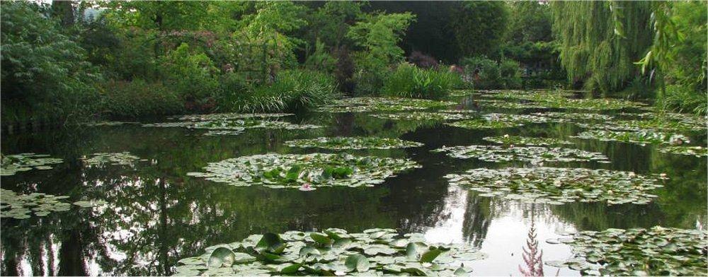 Rouen: Monet's Giverny