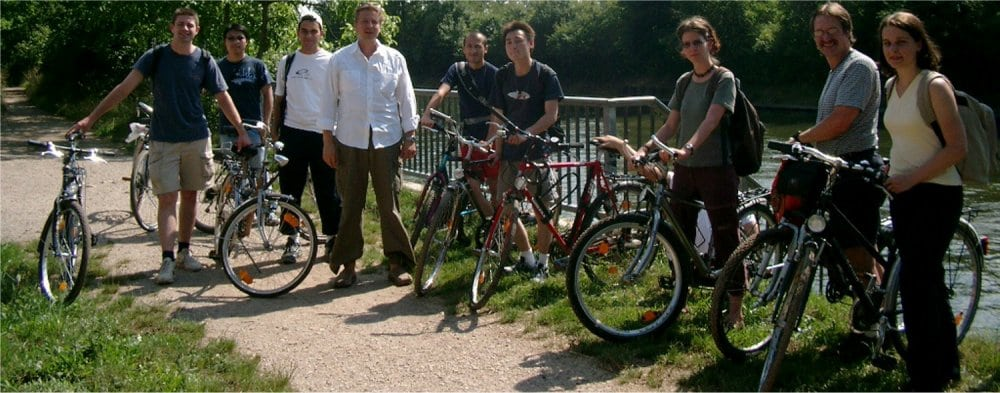 Heidelberg: Cycling