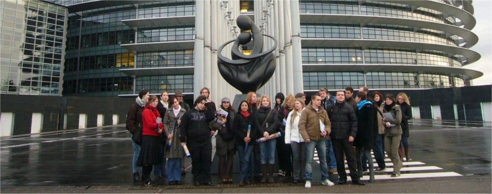 Heidelberg: Trip to FSK Parliament