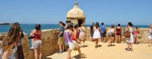 Cadiz: Castillo de Santa Catalina