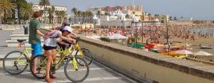 Cadiz: Bike Tour