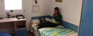 Cadiz: Residence bedroom