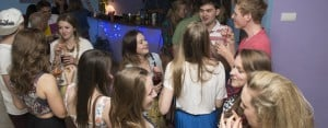 Salamanca: Student gathering