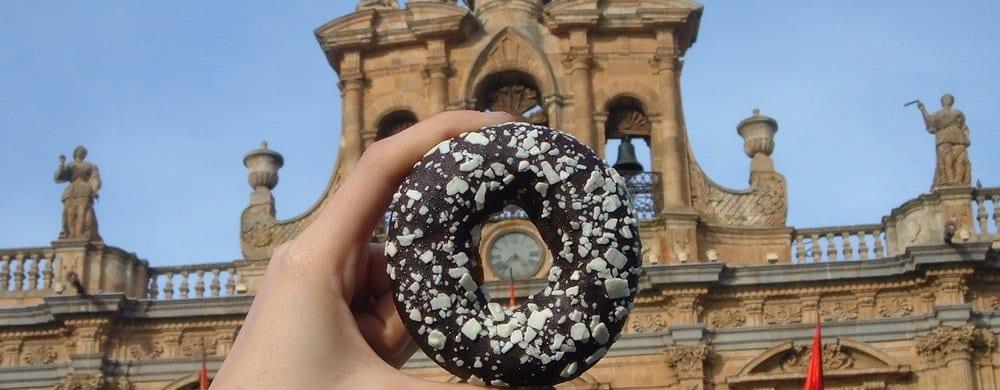 Salamanca: Doughnut shot