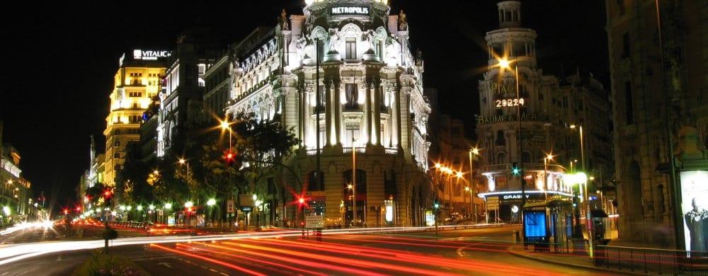 Madrid: Street