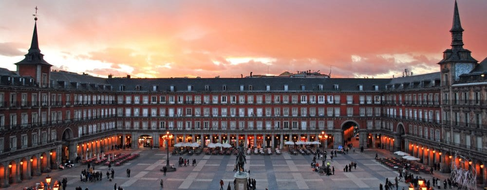 Madrid: Plaza Mayor