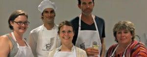 San Sebastian: Cooking Course