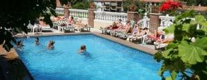 Malaga: Pool