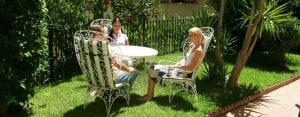 Malaga: Chairs