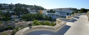 Malaga: View