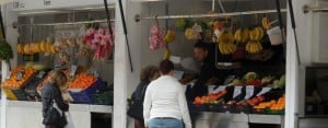 Seville: Street Market
