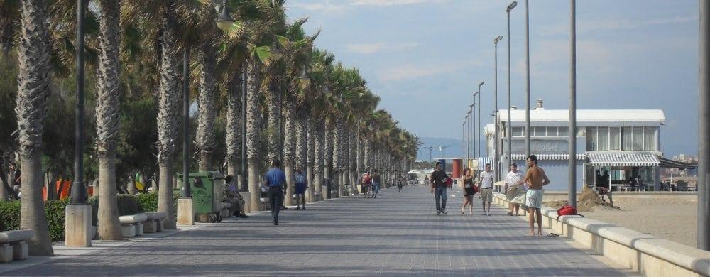 Valencia: Promenade