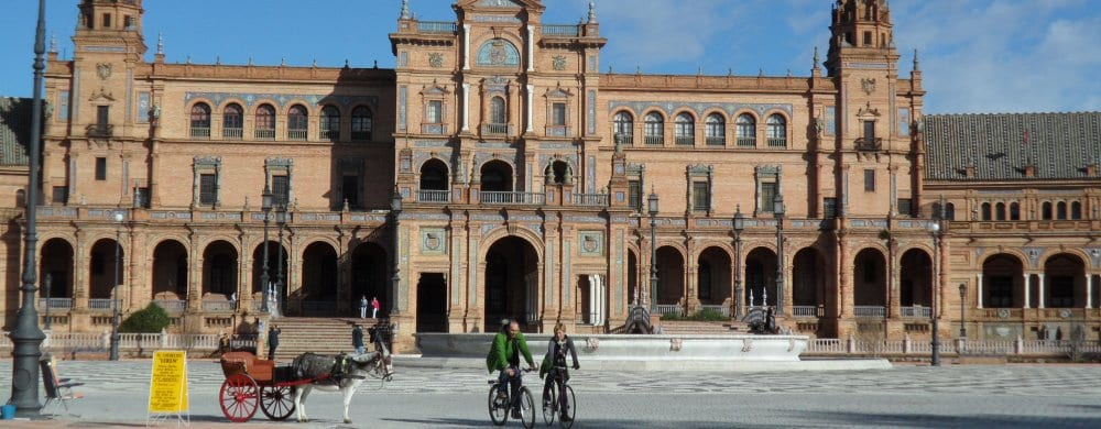Seville: Building